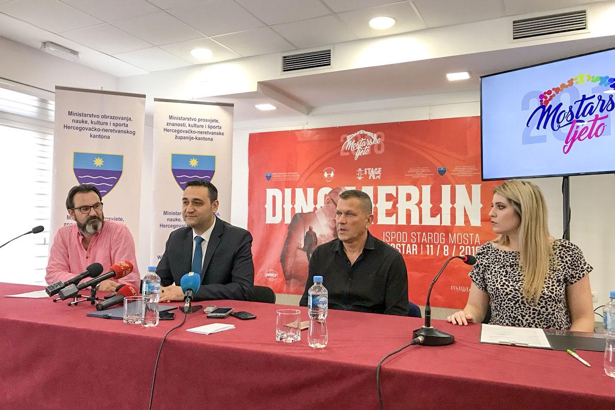 Ulaznice za Dinu Merlina u prodaji od 25. juna