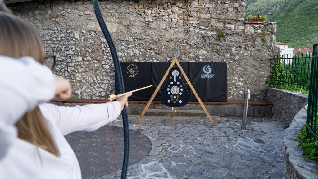 Predstavljeno tradicionalno tursko streličarstvo