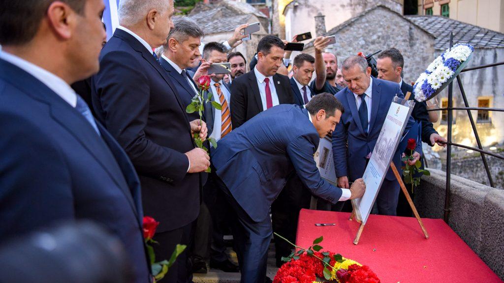 """Održana ceremonija potpisivanja """"Mostarske povelje mira"""""""