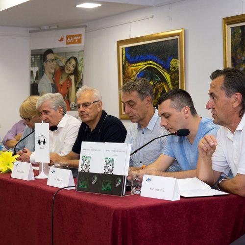 Održana javna rasprava o izazovima bosanske pluralnosti