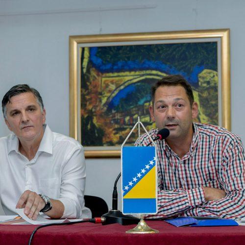 """Javno predavanje o temi """"Bosanska državnost i nacionalni identitet"""""""
