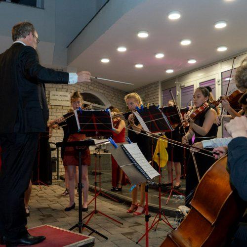 Orkestar Haydn iz Holandije oduševio nastupom