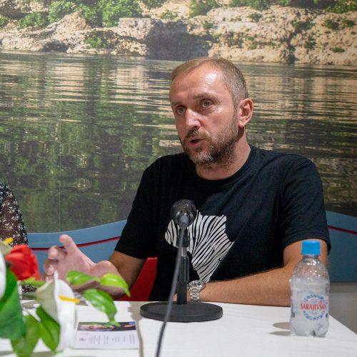 Književno veče s Farukom Šehićem