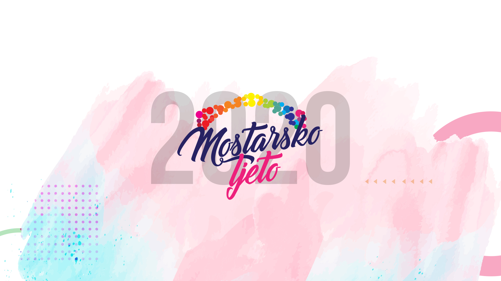 """Javni poziv za programe  """"Mostarskog ljeta 2020"""""""