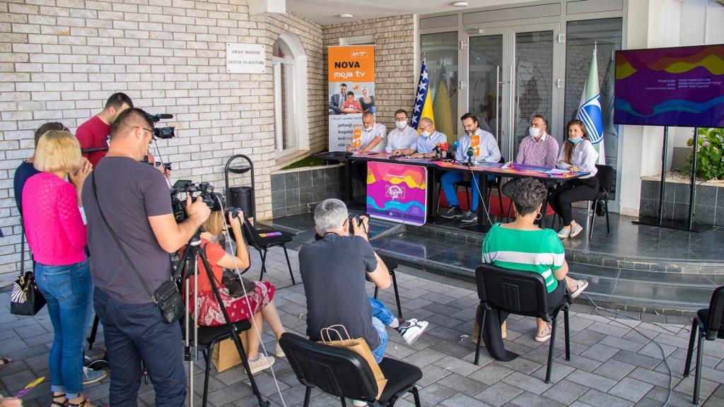 Mostarsko ljeto 2020 – konferencija za medije
