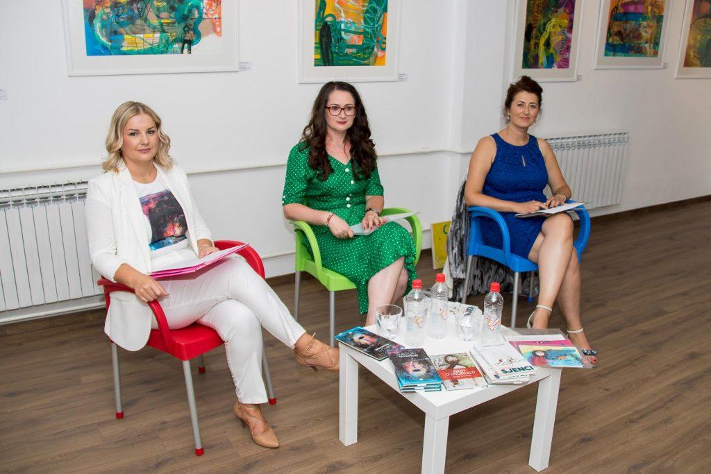 Mostarci počašćeni izložbom slika Alise Teletović i poezijom Melide Travančić