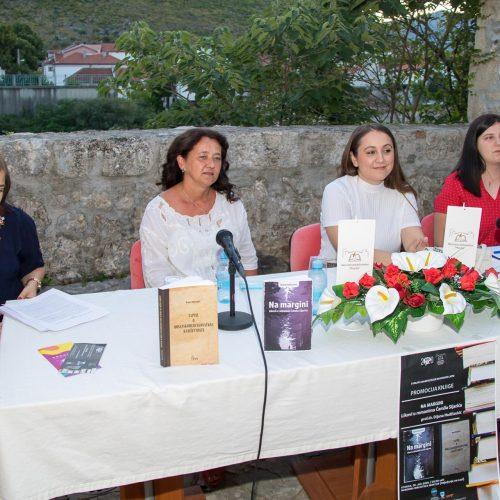 Sjajna noć u Narodnoj biblioteci Mostar