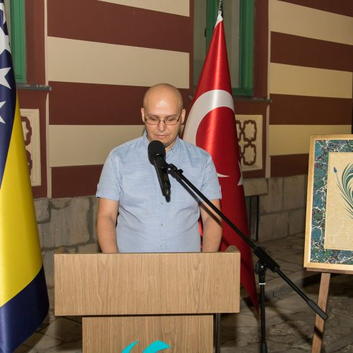 Sjajna večer u Institutu Yunus Emre Mostar