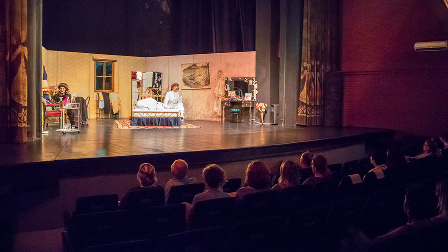 """Veliki interes publike za pozorišnu predstavu """"Kokoška"""""""