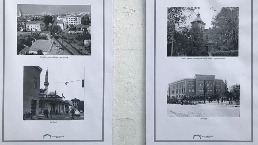 U Muzeju Hercegovine otvorena izložba fotografija Mostar u slici